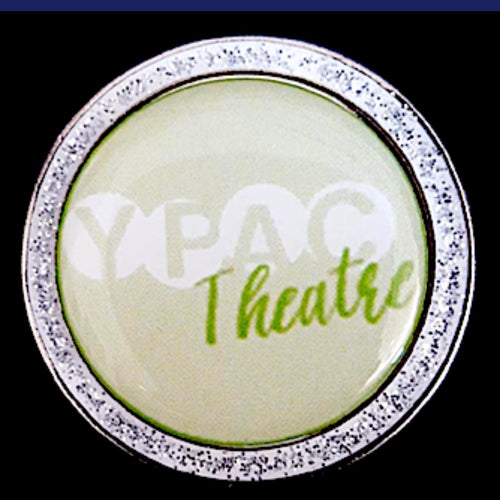 YPAC Community Pin - Theatre*