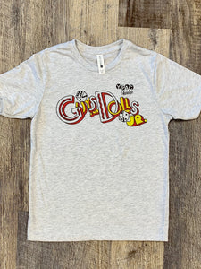 "Guys and Dolls Jr ""Logo"" Crew Neck T-Shirt"
