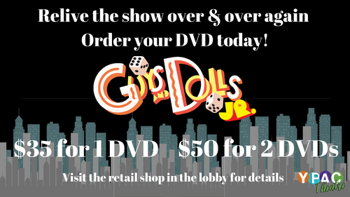 DVD- Guys and Dolls Jr