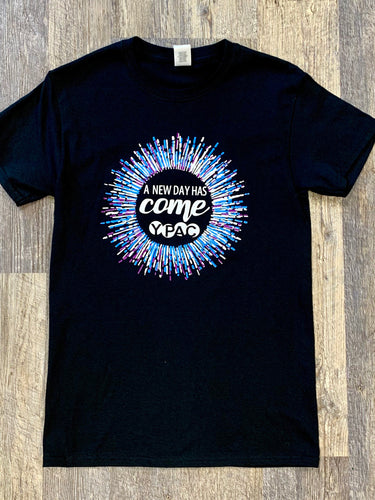 "TShirt- YPAC ""A New Day Has Come"" T-Shirt"