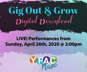 "Board Recording- ""Gig Out and Grow""/April 26"
