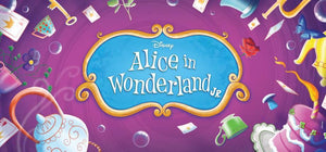 DVD- Alice in Wonderland, Jr*