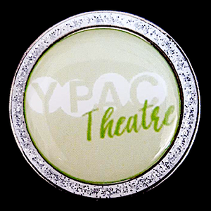 YPAC Theatre Community Pin