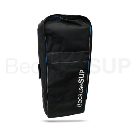 BecauseSUP HD Bag with integrated wheels