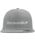BecauseSUP Snap Back Cap