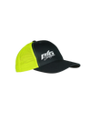 Big Strappers Snapback - Neon Green / Charcoal