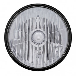 "7"" Crystal Halogen Headlight"
