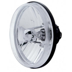 "5 3/4"" Crystal Halogen Headlight"