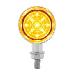 Mini Bullet Light with Housing- Amber
