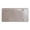 Smoke Grey License Plate Cover- Bubble Style