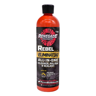 Renegade - Rebel Eliminator- All in One Cleaner, Polish & Sealant