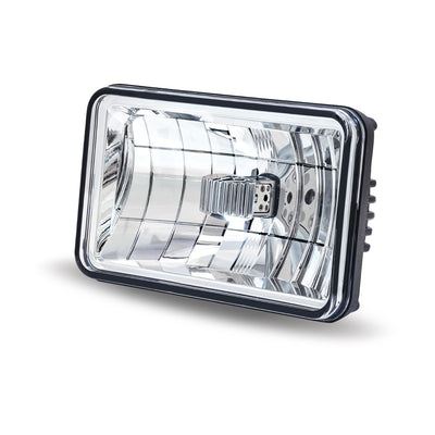 "4""x 6"" Standard LED Headlight (Low Beam - 670 Lumens)"