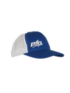 Big Strappers Snapback - Blue / White