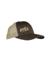 Big Strappers Snapback - Brown / Khaki