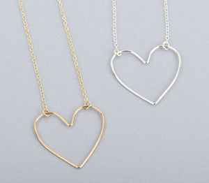 Favorite Heart Necklace
