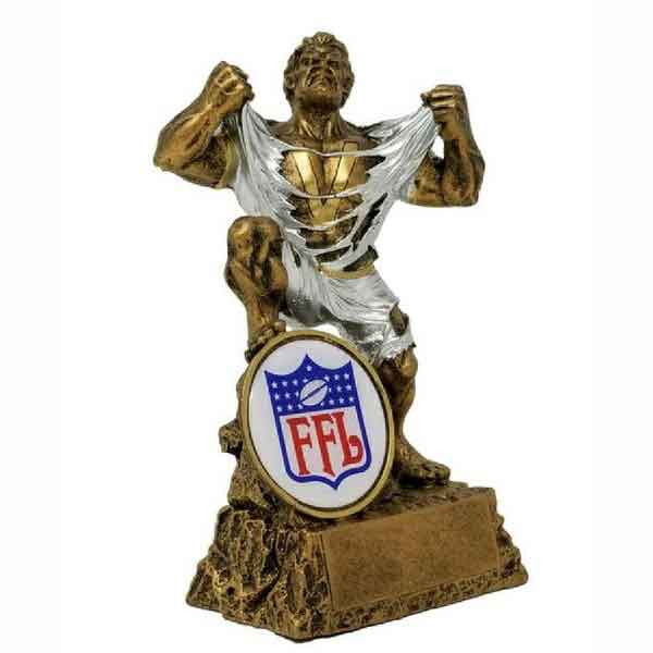 Fantasy Football Beast Trophy