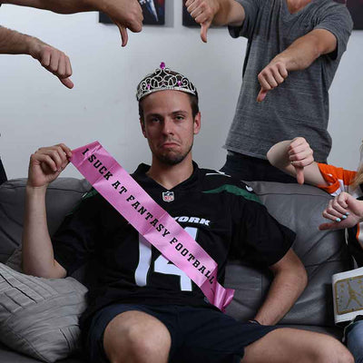 Fantasy Football Loser Sash