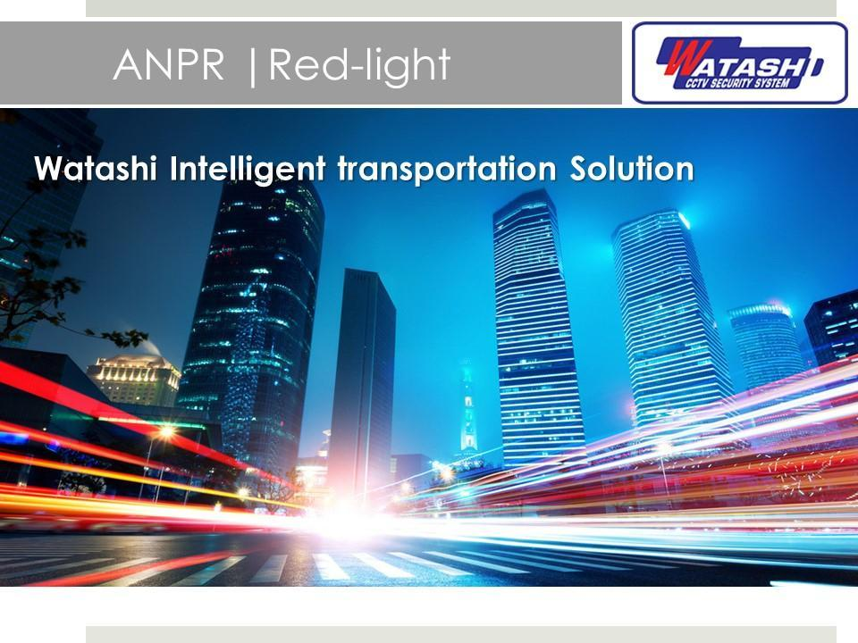Watashi transportation Solution: Reference case
