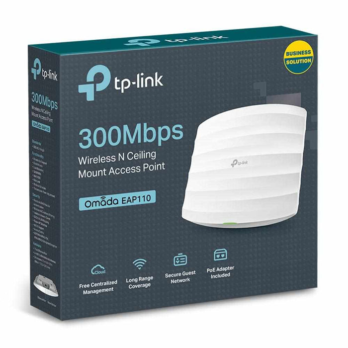 300Mbps Wireless N Ceiling Mount Access Point รุ่น EAP110