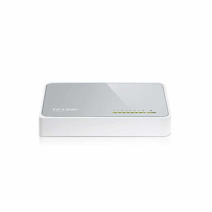 8-Port 10/100Mbps Desktop Switch รุ่น TL-SF1008D-tplink-TP-link-Watashi CCTV