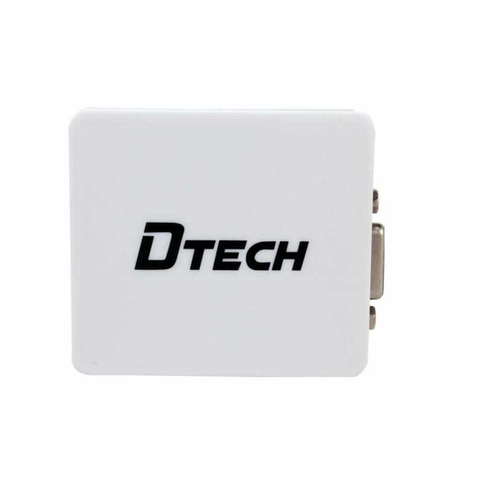 Dtech AT034 : VGA TO HDMI High Definition Converter Data Switch Watashi