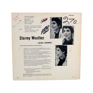 "Lena Horne, ""Stormy Weather"""
