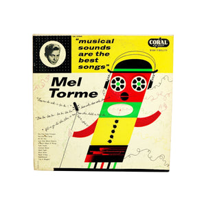 "Mel Torme, ""Musical Sounds are the Best Songs"""