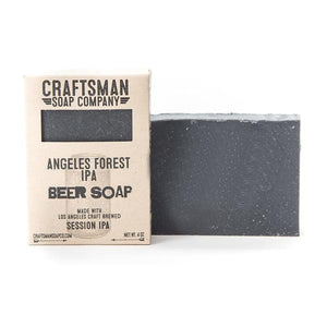 Craftsman Soap Co. Angeles Forest IPA Beer Soap FOLD Gallery