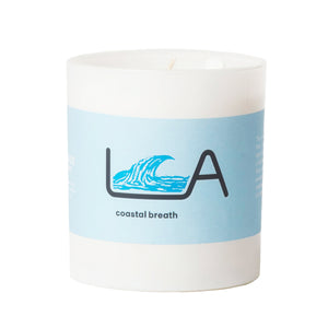 Coastal Breath Candle
