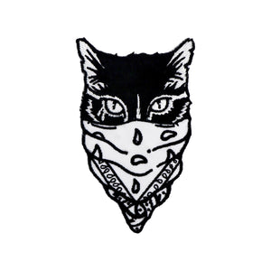 Gangster Cat Patch