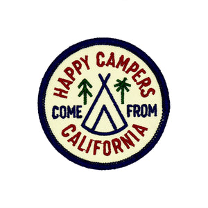 Happy Campers Patch