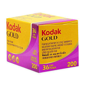 Kodak GOLD 200 Color Film details:  Measures 4.5 x 4 x 1.5 inches  Please note that due to everyone's monitor displaying differently, the colors you see may vary.