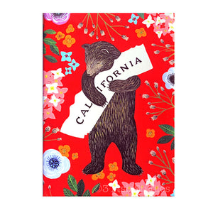 Red Bear Magnet