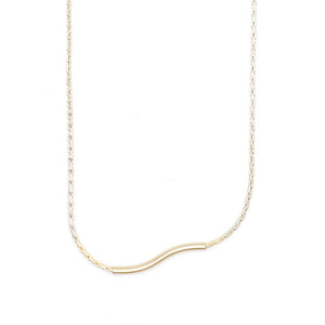Rebalance Gold Filled Necklace by Hari and Jin