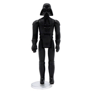 Vintage 1977 Darth Vader Figurine  Vintage Darth Vader figurine, missing lightsaber and cape. It has moveable legs and arms!  Measures 4.25 x 1.5 x .75 inches.  Condition: Good condition, some small marks on legs.