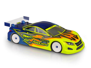JCONCEPTS A1R - A1 RACER - 190MM TOURING CAR BODY #JC0356
