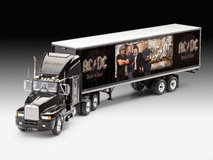 "Truck & Trailer ""AC/DC"" Limited Edition Scale: 1:32 Product number: 07453"