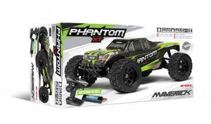 MAVERICK MV150000 PHANTOM XT 1/10 BRUSHED ELECTRIC MONSTER TRUCK