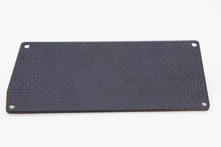 Agama A215 CARBON FIBER RADIO BOX COVER-FRONT #24908-1