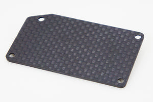 Agama 24908-2 CARBON FIBER RADIO BOX COVER-REAR