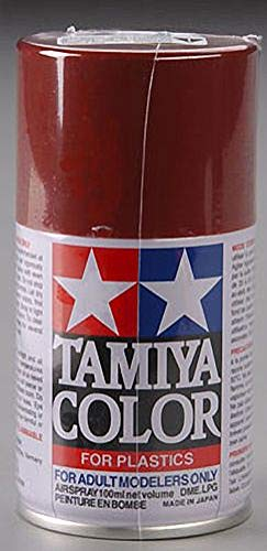 85033 | Tamiya TS-33 Dull Red Lacquer Spray Paint 100ml
