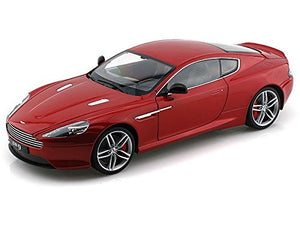 1:18 ASTON MARTIN DB9 COUPE (S.RED)