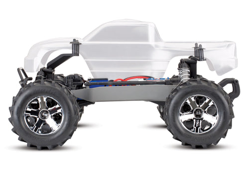 TRAXXAS 1/10 SCALE 4WD ELECTRIC MONSTER KIT  #67014-4