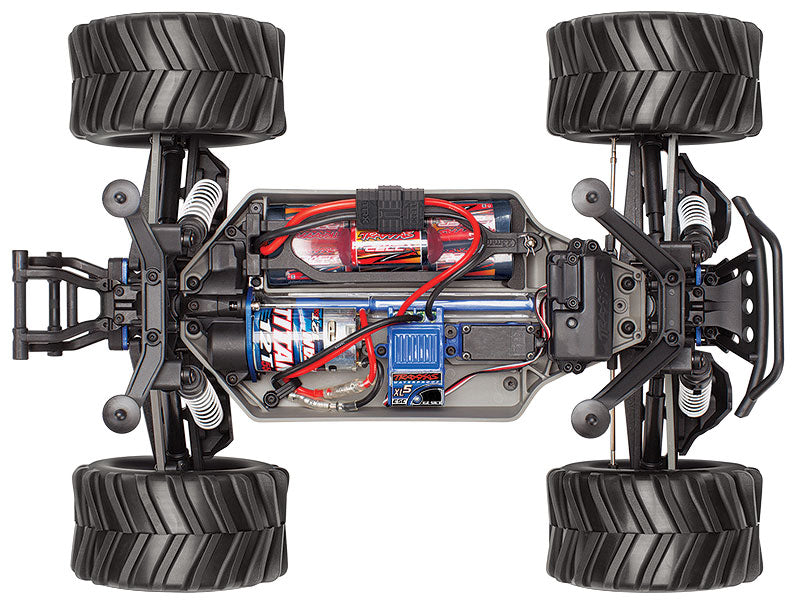 Traxxas Stampede 4x4 1 10 Scale Brushed High Performance
