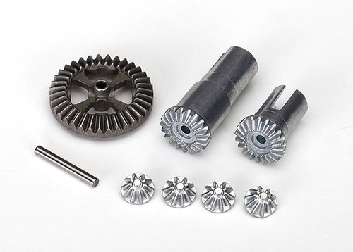 TRAXXAS Gear set, differential, metal # 7579X