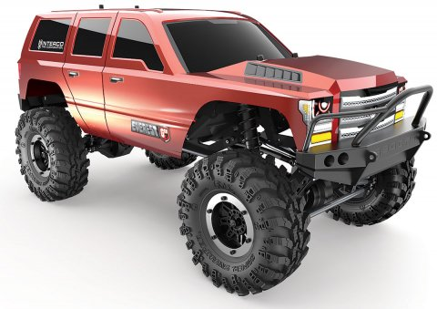REDCAT RACING 1:10TH EP TRUCK GEN7 2.4GHZ INC BAT&CHG