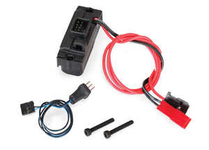 Traxxas LED lights, power supply (regulated, 3V, 0.5-amp), TRX-4/ 3-in-1 wire harness
