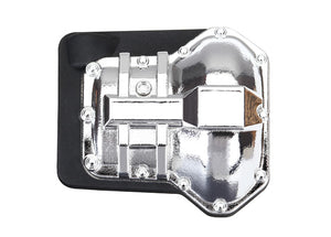 Traxxas Differential cover, front or rear (chrome-plated) #8280X