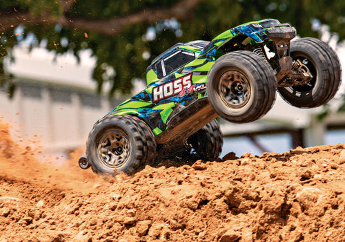 90076-4 | Traxxas 1/10 Hoss 3S 4x4 VXL Electric Brushless Off Road RC Truck