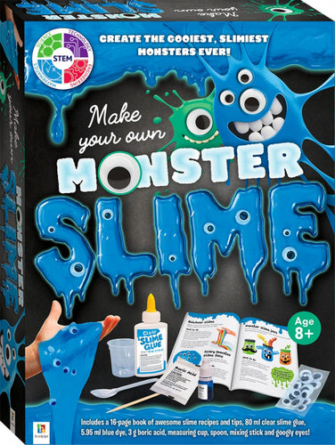 MAKE YOUR OWN MONSTER SLIME KIT